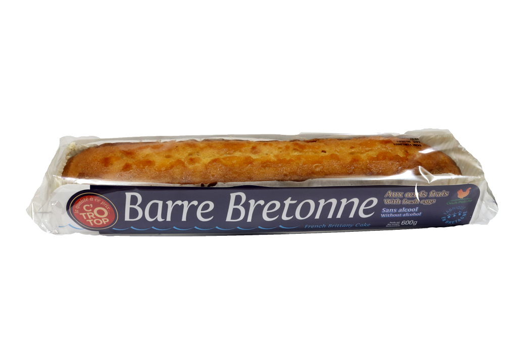 Barre bretonne sans alcool
